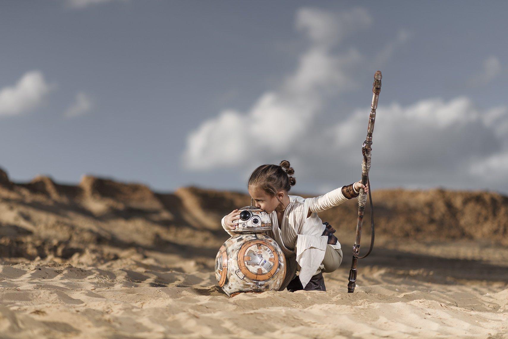 Tata fotograf zamienia marzenia w rzeczywistość