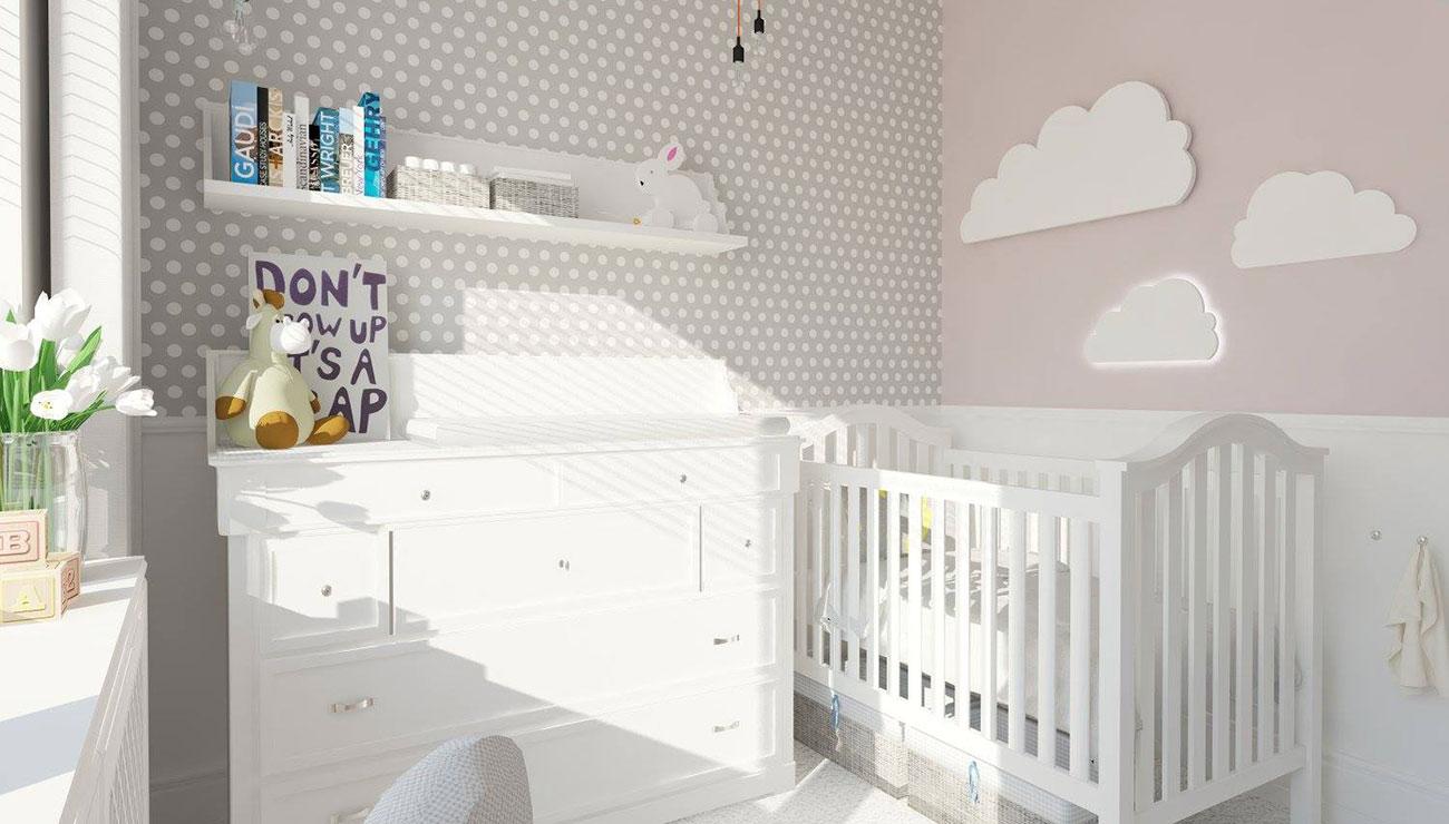 UWAGA: Suche powietrze w mieszkaniu szkodzi niemowlętom