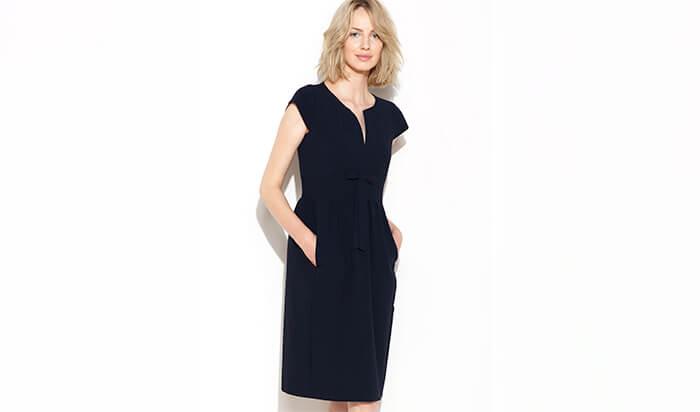Sukienki dla kobiet z brzuszkiem