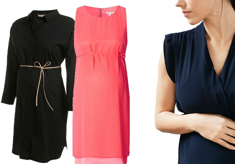 Ciążowe sukienki Esprit