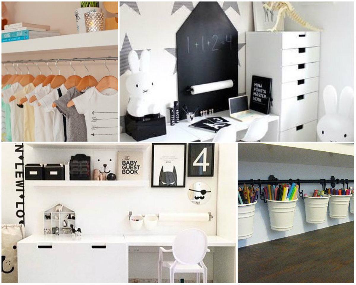 IKEA Hacks: 13 najciekawszych inspiracji z Pinteresta
