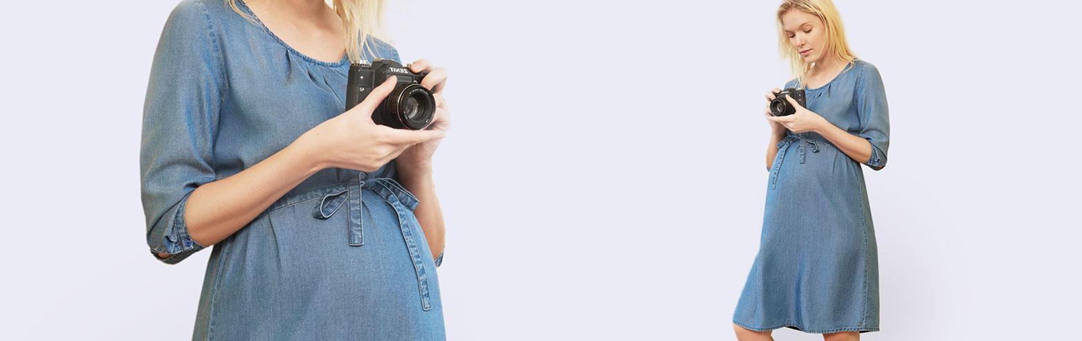 Sukienki ciążowe – top 5 marek i sklepów dla przyszłych mam