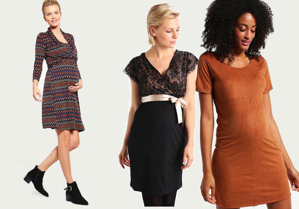 sukienki dla kobiet w ciąży LOVE2WAIT