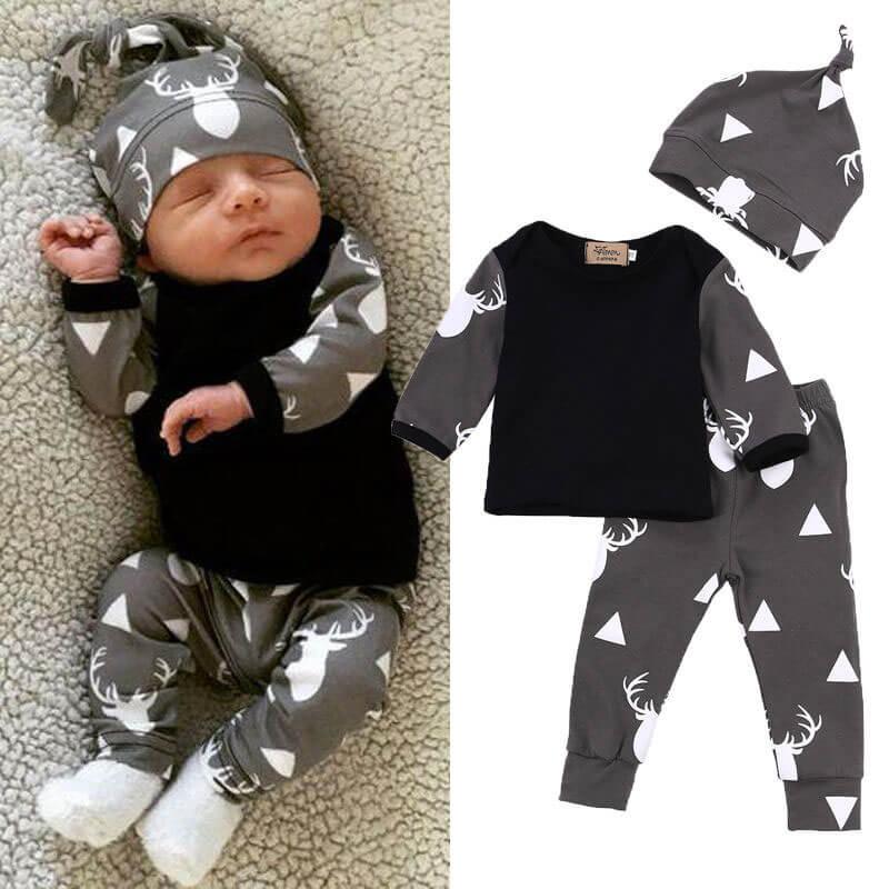 Ubranka dla dzieci z Aliexpress