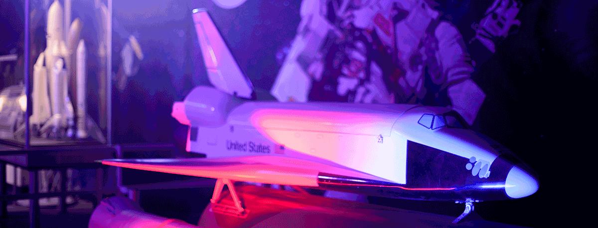 Dotknąć gwiazd, czyli wystawa NASA w Warszawie