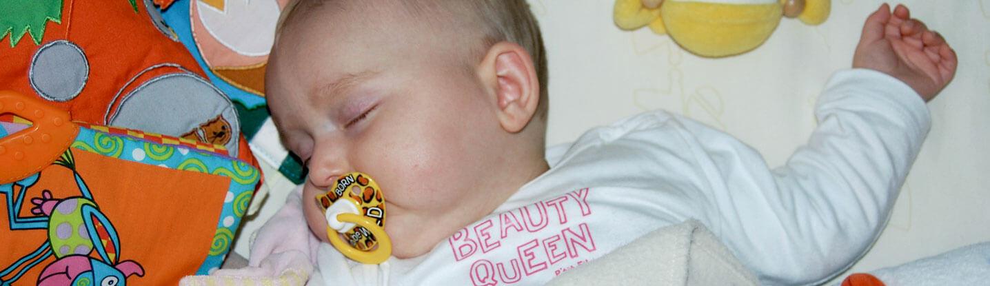 5 mitów dotyczących spania z dzieckiem