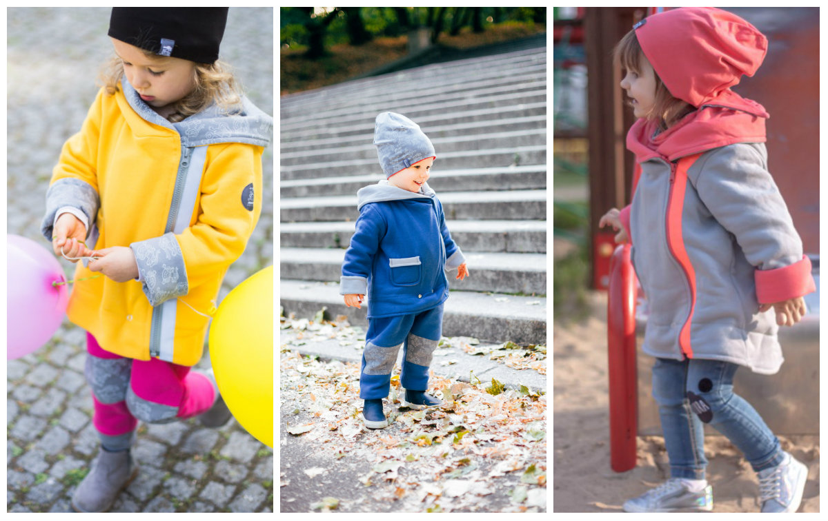 Miapka Design – te kurteczki to patent na odsłonięte plecki dziecka!