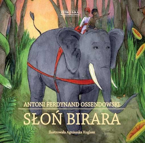Książki dla dzieci: Słoń Birara