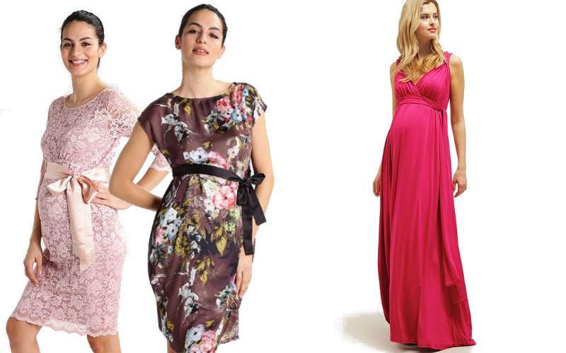 sukienki dla ciężarnych