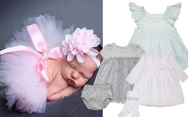 eleganckie ubranka dla dzieci