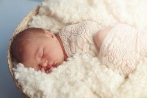 odruch ssania u noworodka