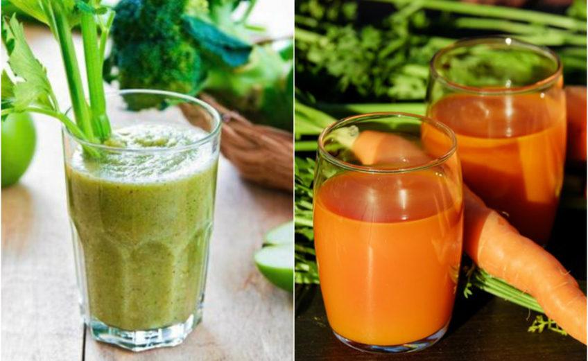 soki warzywne dla dzieci