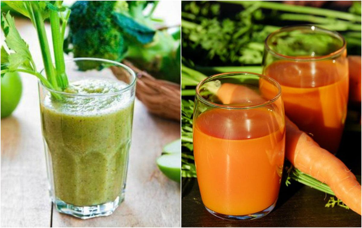 5 rzeczy, które musisz wiedzieć o sokach warzywnych dla dzieci