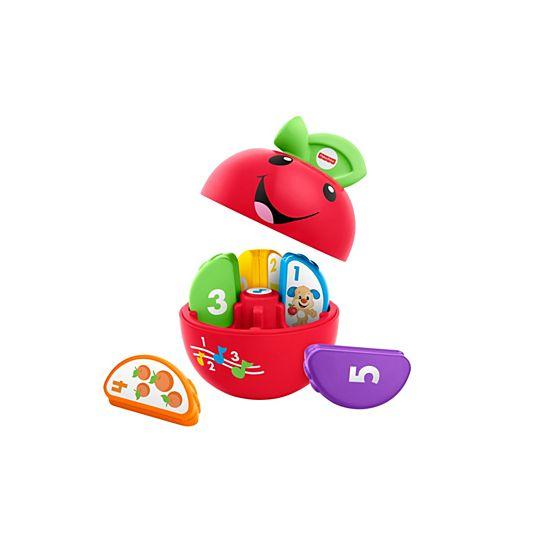 Zabawka: Uczące jabłuszko