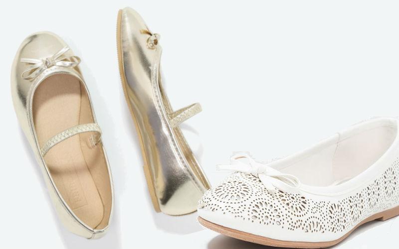 buty na komunię dla dziewczynek