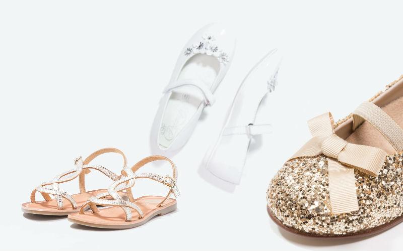 Buty komunijne dla dziewczynki: 3 kroki do znalezienia ideału