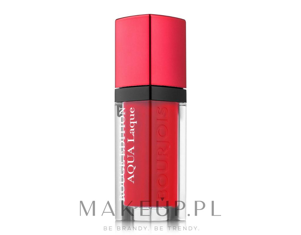 Czerwona szminka dla mamy