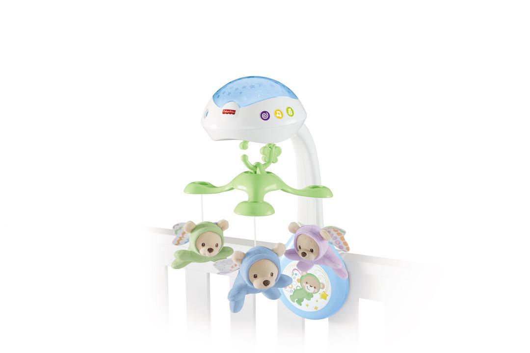Karuzela do łóżeczka jako prezent dla dziecka