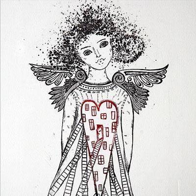 Mama jak Anioł