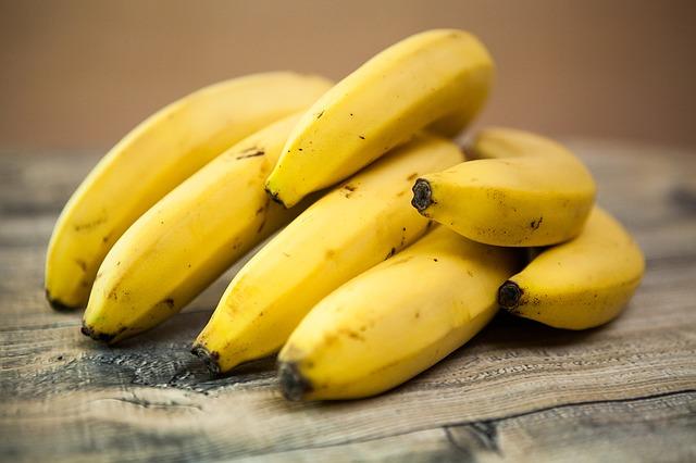 Banany w ciąży i podczas karmienia piersią
