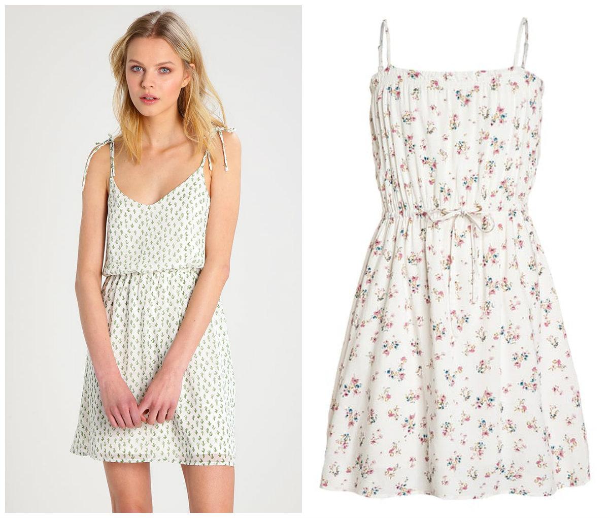 7789f69a5c Ta słodka biała sukienka dla małej dziewczynki z logo Blue Seven  KLIK   nawiązuje formą do sukienki mamy z kolekcji Even Odd  KLIK