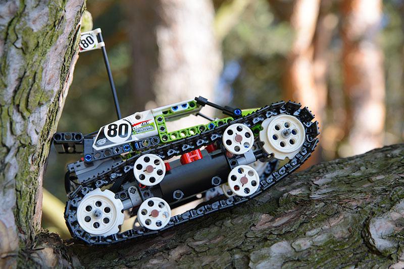 Ciężarówka LEGO Technic
