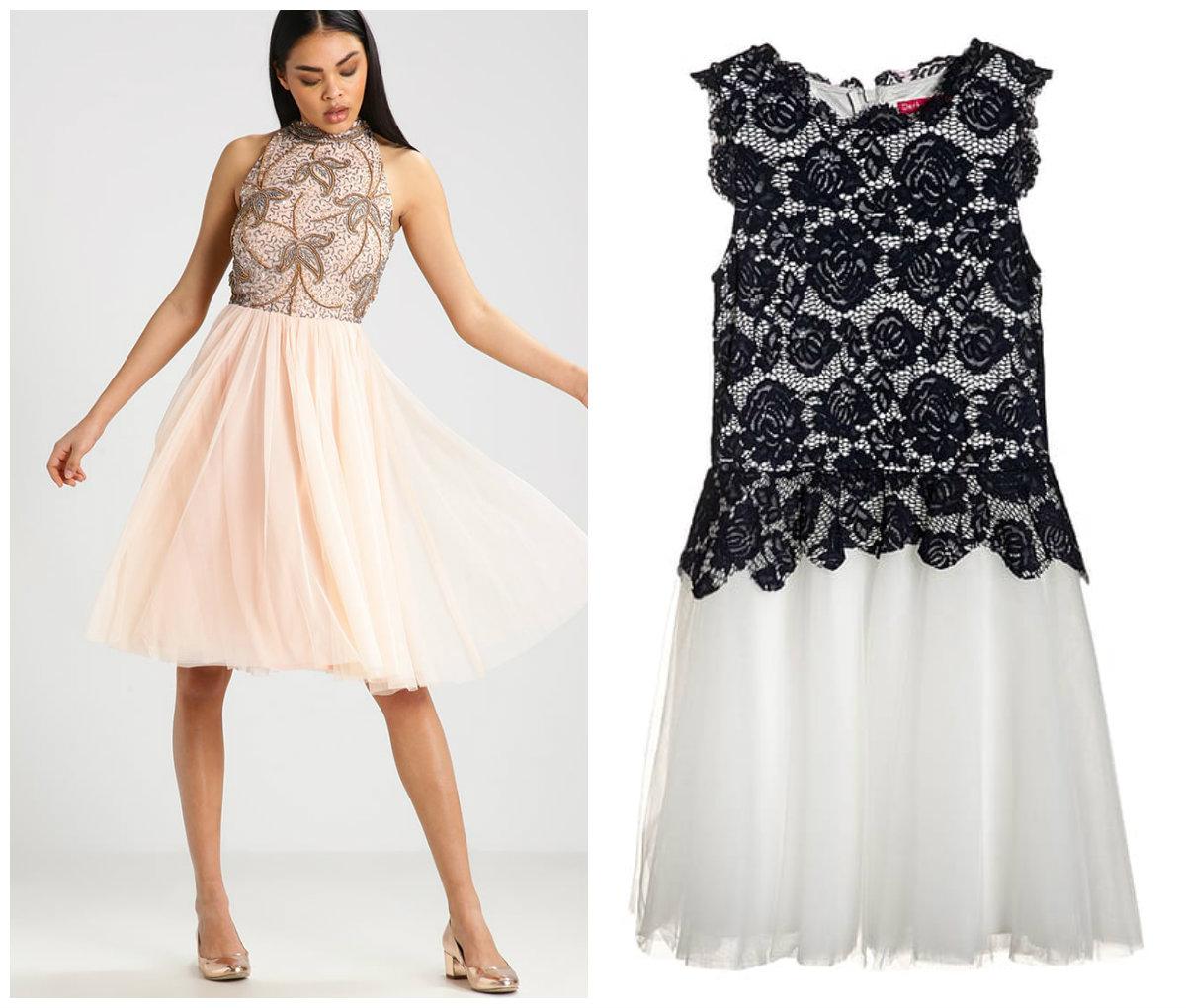 f5e538e256 Zgrany duet  biała sukienka dla dziewczynki i jej mamy - RODZICE.PL