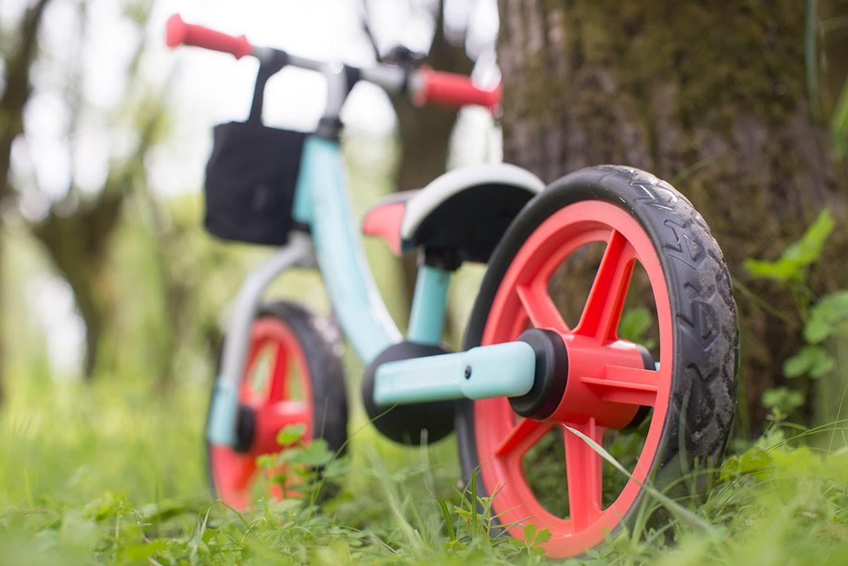 Rowerek biegowy Kinderkraft 2WAY NEXT: Unboxing oraz nasza opinia