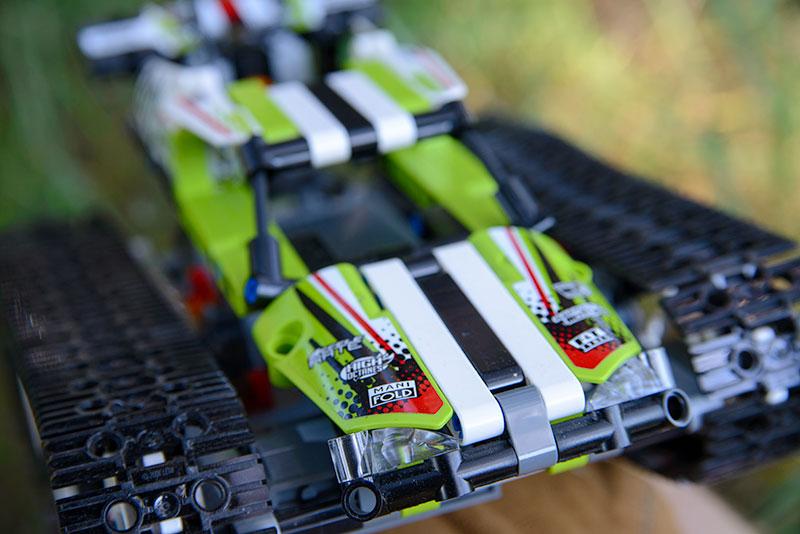 LEGO Technic ciężarówka