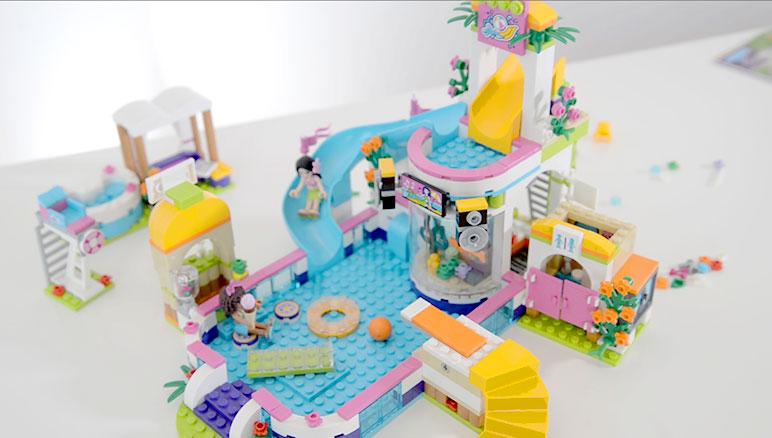 LEGO Friends dla dziewczynek