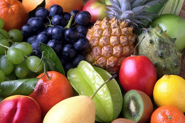 owoce w ciąży
