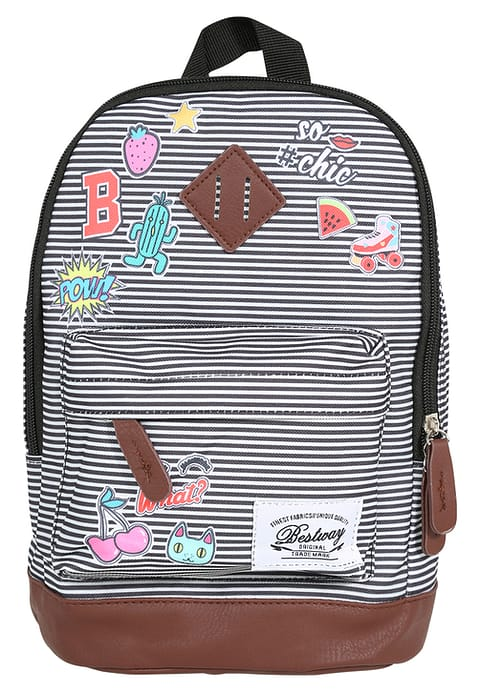 Plecaki St.Right - Plecak szkolny młodzieżowy Dollars BP-23