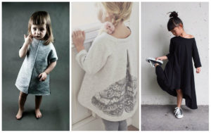 sukienki dresowe dla dziewczynek