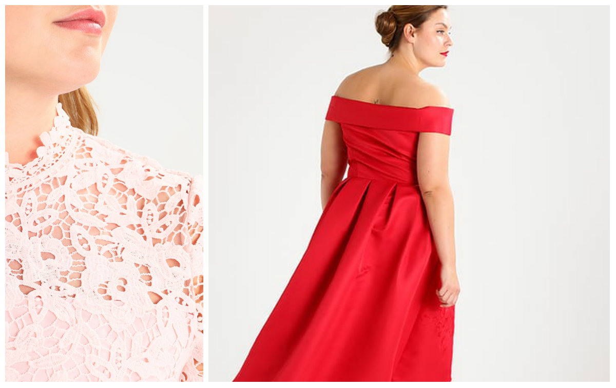 Sukienki na wesele: duże rozmiary