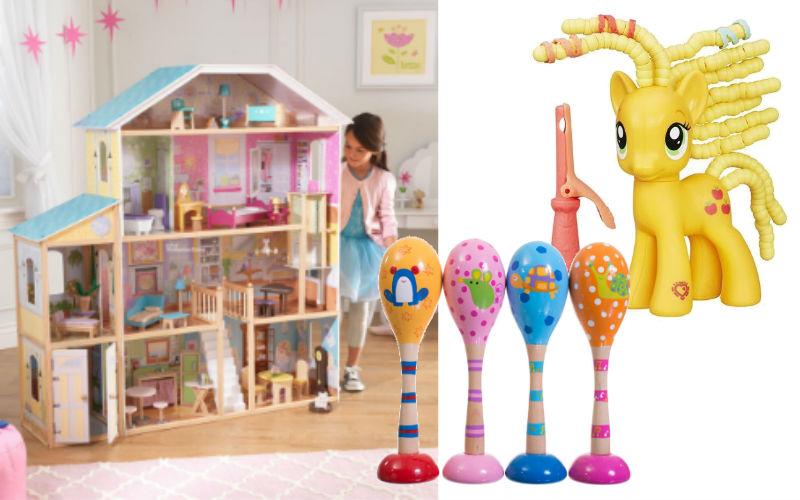 Zabawki kreatywne dla dziewczynek