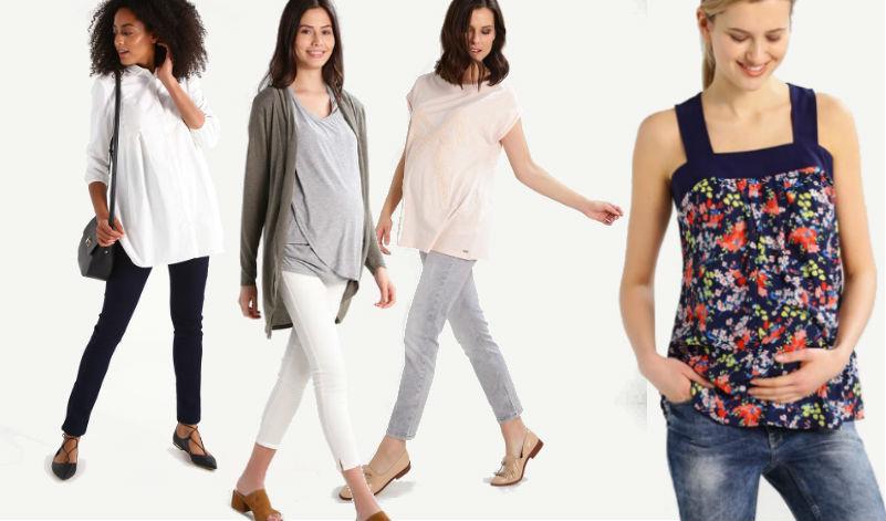 9 najfajniejszych modeli jeansów dla kobiet w ciąży z wyprzedaży