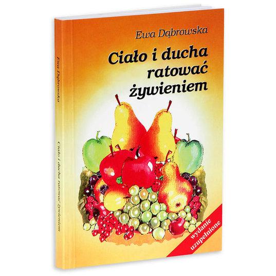 Książka Ewy Dąbrowskiej o diecie