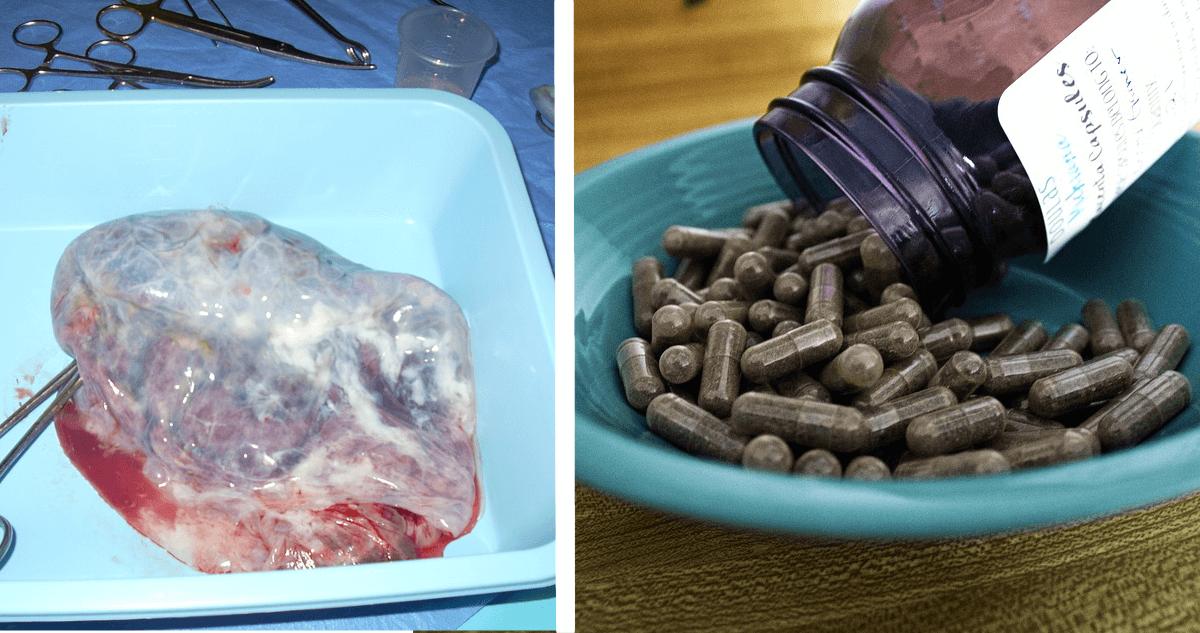 Lekarze alarmują: Jedzenie łożyska, które staje się coraz bardziej popularne, może szkodzić zdrowiu