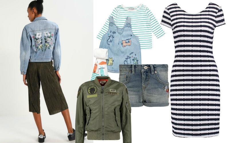 3 modne trendy dla całej rodziny