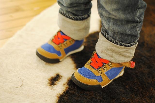 Buty jesienne dla dzieci