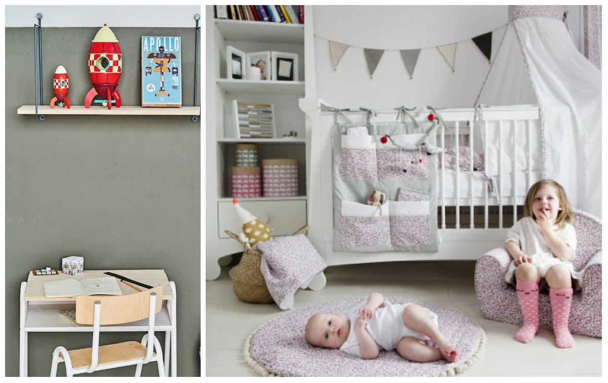 Pokój dziecka: 7 pomysłów i aranżacji, które warto wykorzystać!