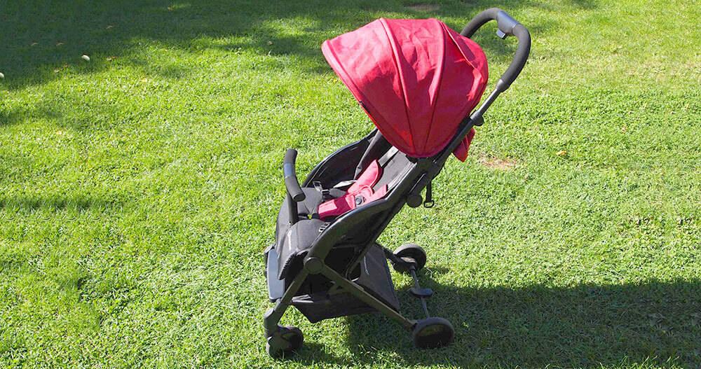 """Rodzice testują: Kompaktowa spacerówka Kinderkraft """"PILOT"""""""