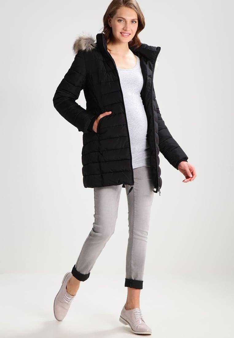 Zimowa kurtka ciążowa