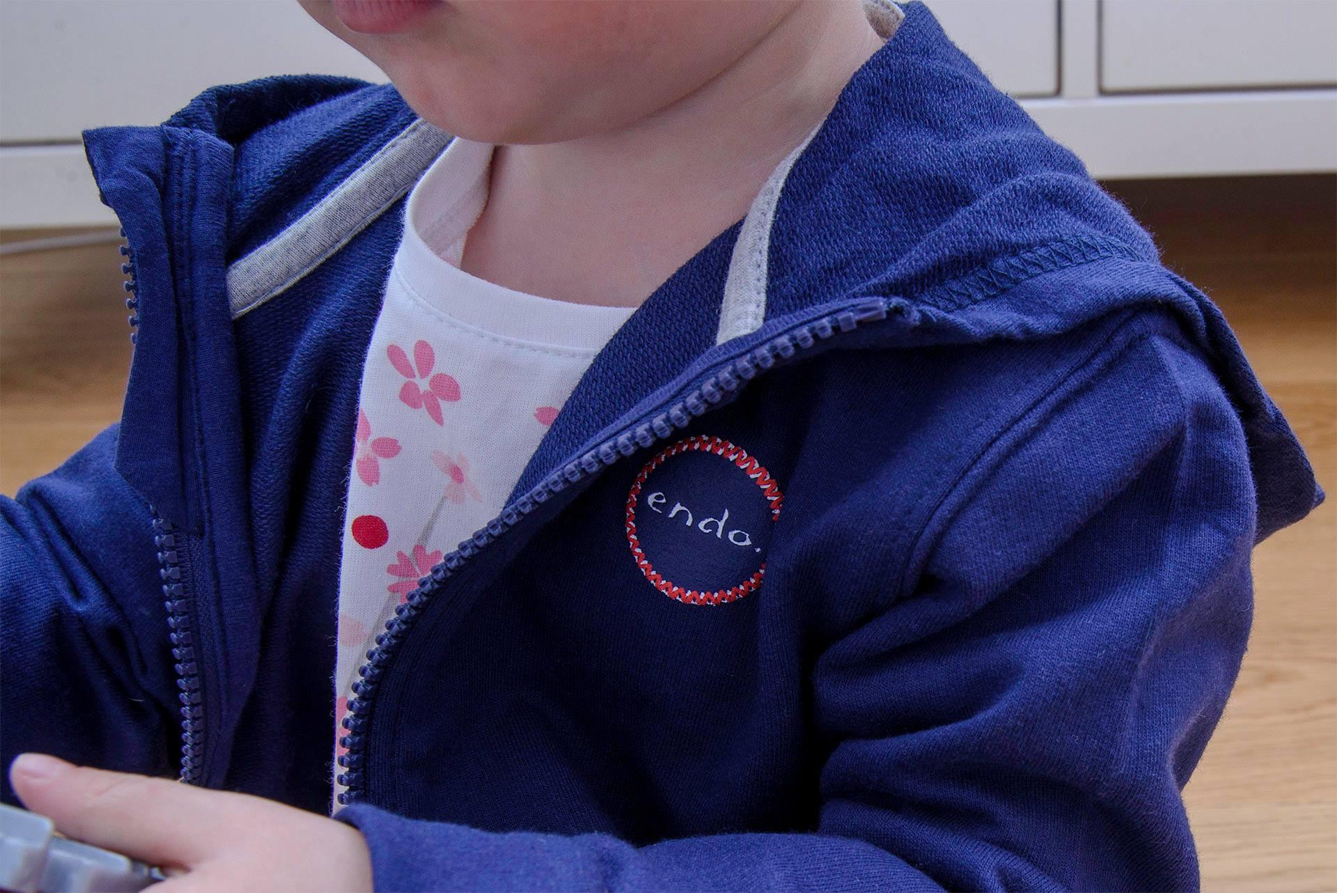 bluzka na jesień dziecięca