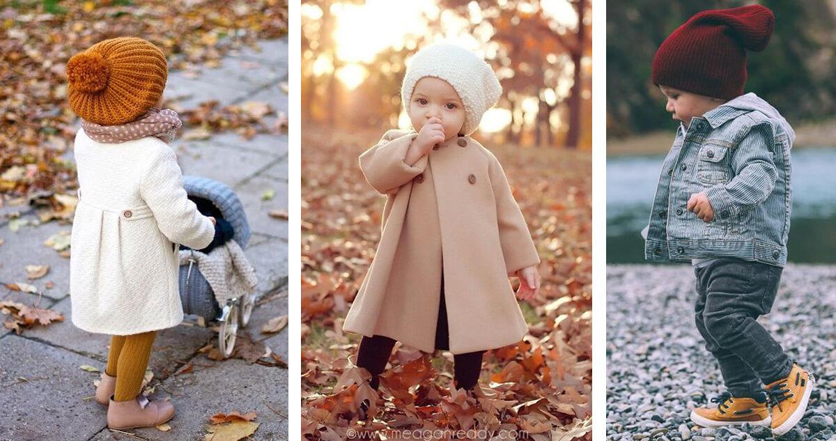 Moda dla dzieci: Stylowe ubrania dziecięce