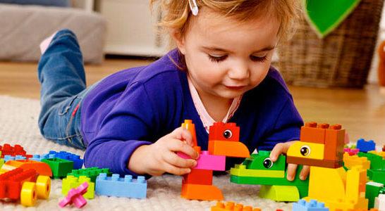 Klocki: zabawki, które uczą kreatywności!