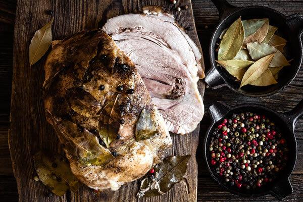 Mrożenie wędlin i mięsa (pieczonego, smażonego i nie tylko)
