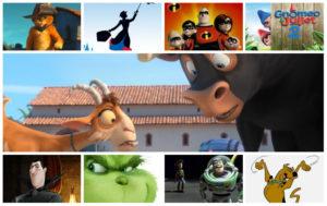 filmy dla dzieci 2018