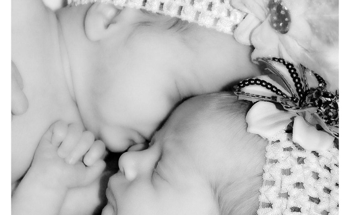 łóżeczka dla bliźniaków