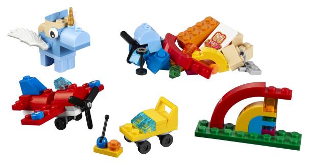 LEGO - Tęczowa Zabawa (10401)